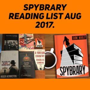 Spy Books