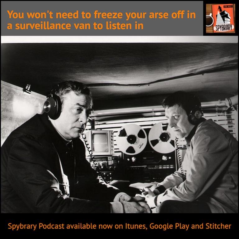 Spybrary Spy Podcast