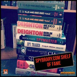 Spybrary Shelf of Fame have you voted yet?