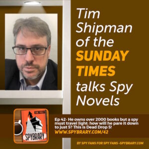 Tim Shipman on Dead Drop 5
