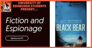 Author Aly Monroe interview on the Spybrary Spy Podcast